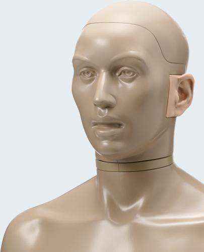 KEMAR - Первый в мире бинауральный микрофон для акустических исследований